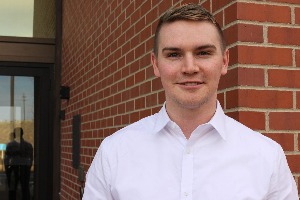 Collin Cannon is the director of advocacy and development at the Immigration and Refugee Center of Northern Colorado.